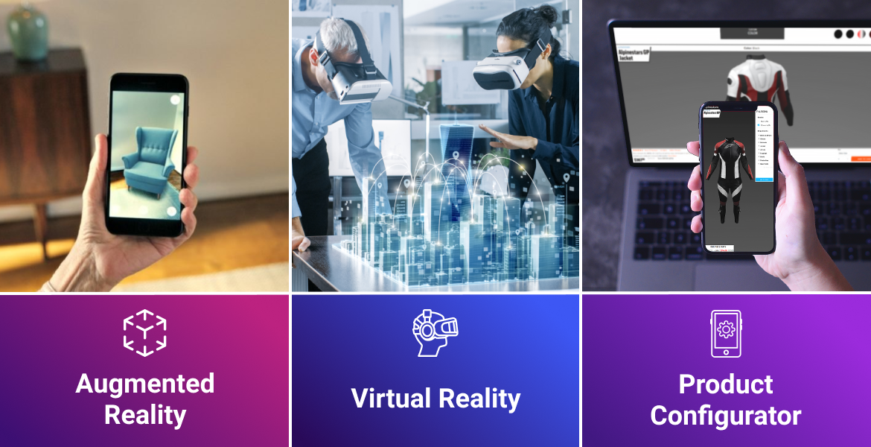 TeleportLab - AR/VR/Product configurator development company